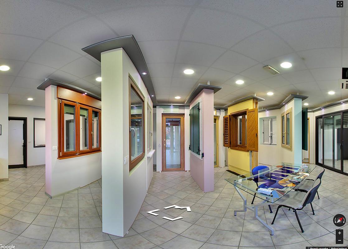 Savi Guerrino PVC okna in vrata
